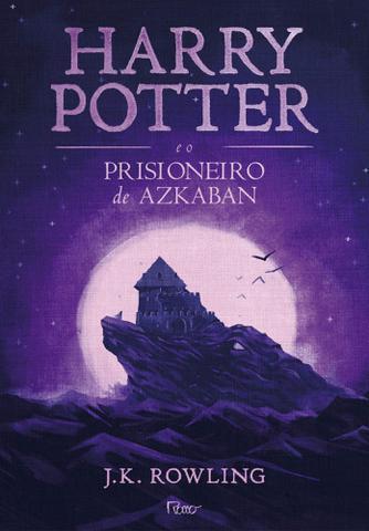Imagem de Livro - Harry Potter e o prisioneiro de Azkaban