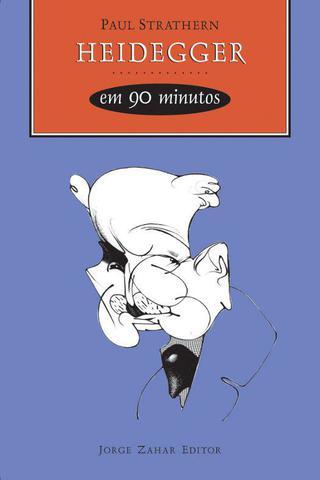 Imagem de Livro - Heidegger em 90 minutos