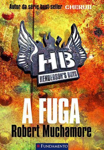 Imagem de Livro - Henderson S Boys 01 - A Fuga
