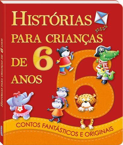 Imagem de Livro - Histórias para crianças...6 anos
