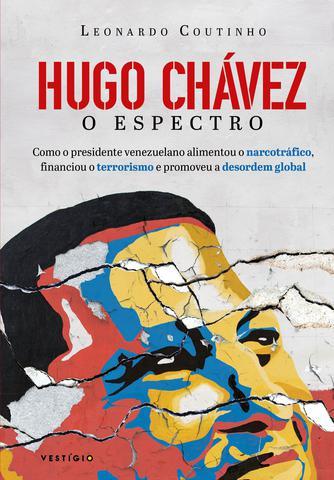Imagem de Livro - Hugo Chávez, o espectro