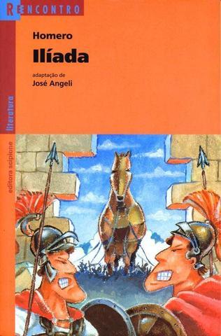 Imagem de Livro - Ilíada