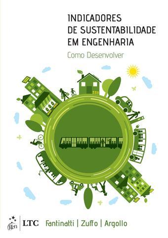 Imagem de Livro - Indicadores de Sustentabilidade em Engenharia - Como Desenvolver