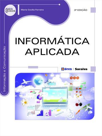 Imagem de Livro - Informática aplicada