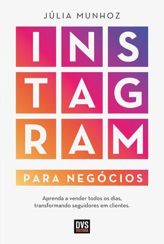 Imagem de Livro - Instagram para Negócios