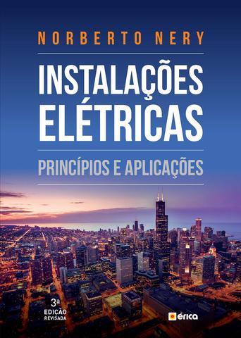 Imagem de Livro - Instalações elétricas