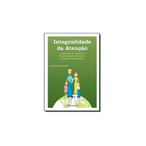 Imagem de Livro - Integralidade da Atenção - Saito