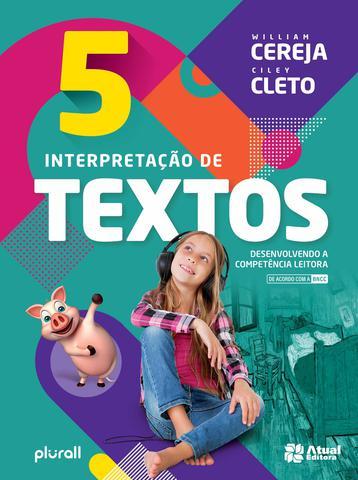 Imagem de Livro - Interpretação de Textos - 5º ano