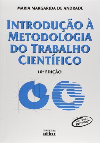 Imagem de Livro - Introdução À Metodologia Do Trabalho Científico