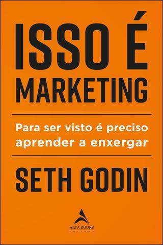 Imagem de Livro - Isso é marketing