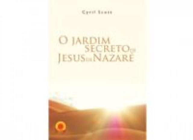 Imagem de Livro - JARDIM SECRETO DE JESUS DE NAZARE