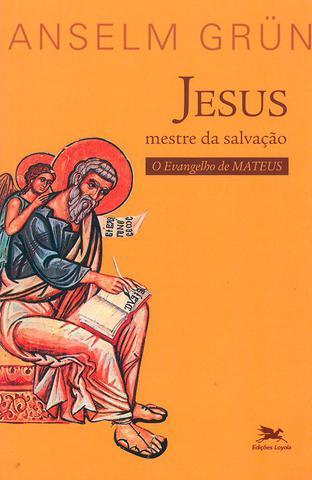 Imagem de Livro - Jesus - Mestre da Salvação