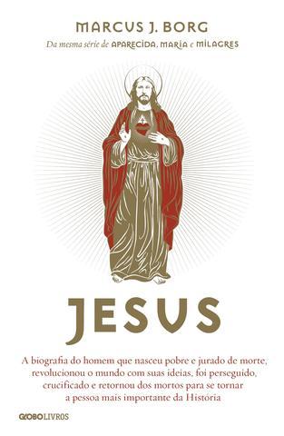 Imagem de Livro - Jesus