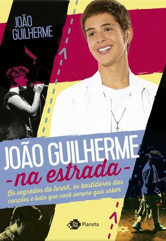 Imagem de Livro - João Guilherme na estrada