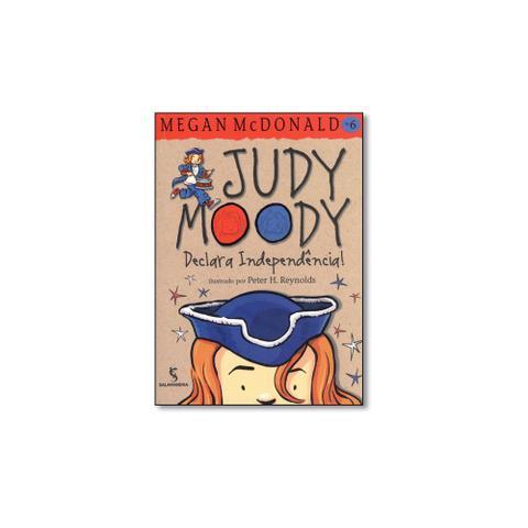 Imagem de Livro - Judy Moody Declara Independência - Salamandra