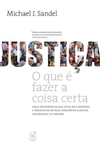 Imagem de Livro - Justiça