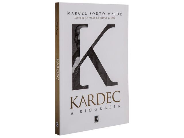 Imagem de Livro Kardec A Biografia Volume 1