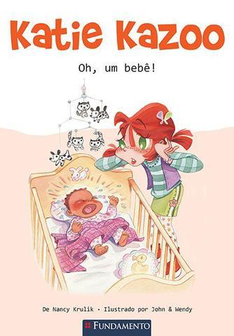 Imagem de Livro - Katie Kazoo - Oh, Um Bebe!