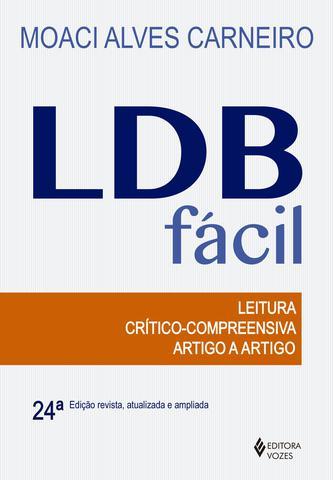 Imagem de Livro - LDB fácil
