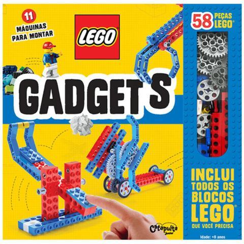 Imagem de Livro - Lego Gadgets