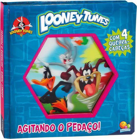 Imagem de Livro - Lenticular 3D licenciados: Looney Tunes - agitando o pedaço