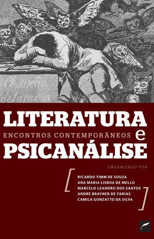 Imagem de Livro - Literatura e psicanálise: encontros contemporâneos