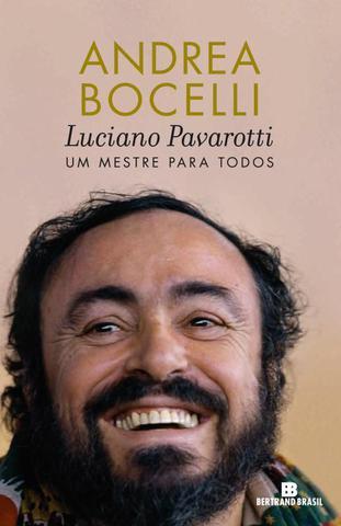 Imagem de Livro - Luciano Pavarotti, um mestre para todos