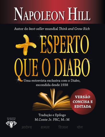 Imagem de Livro - Mais esperto que o Diabo - LIVRO DE BOLSO