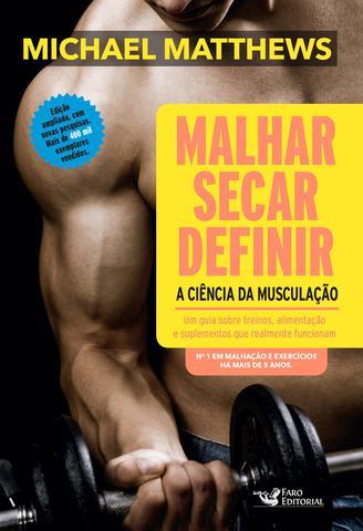 Imagem de Livro - Malhar secar definir