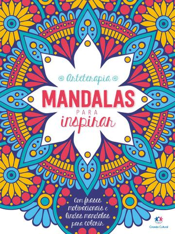 Imagem de Livro - Mandalas para inspirar