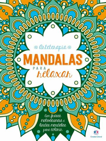 Imagem de Livro - Mandalas para relaxar