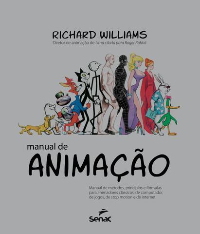 Imagem de Livro - Manual de animação