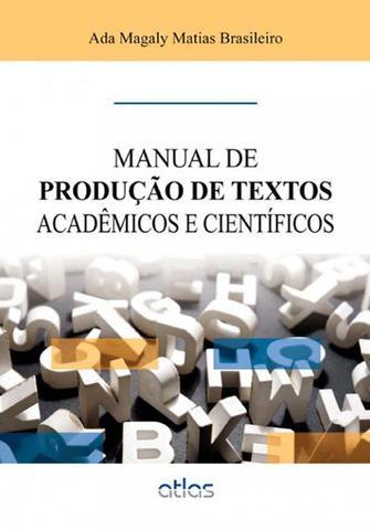 Imagem de Livro - Manual De Produção De Textos Acadêmicos E Científicos