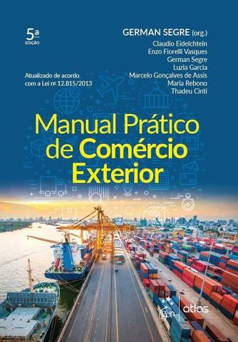 Imagem de Livro - Manual Prático de Comércio Exterior