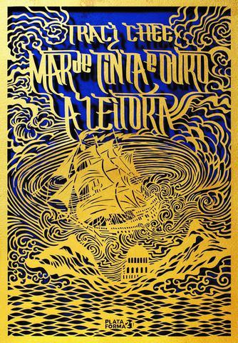 Imagem de Livro - Mar de tinta e ouro: a leitora
