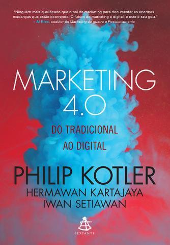 Imagem de Livro - Marketing 4.0