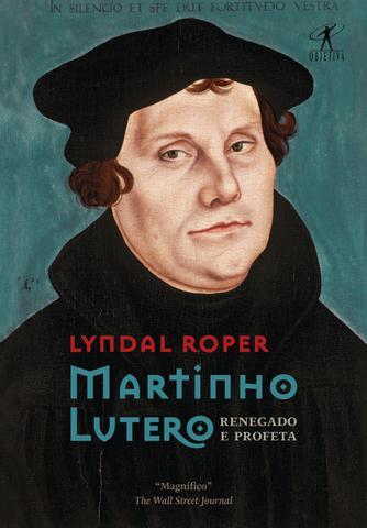 Imagem de Livro - Martinho Lutero
