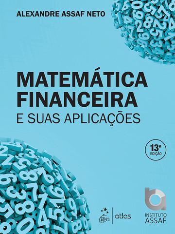 Imagem de Livro - Matemática Financeira E Suas Aplicações