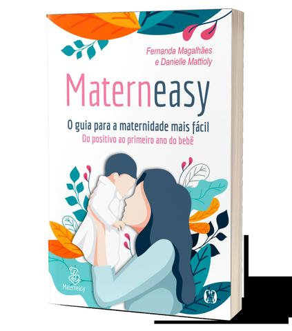 Imagem de Livro - Materneasy - O guia para a maternidade mais fácil