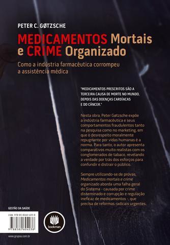 Imagem de Livro - Medicamentos Mortais e Crime Organizado
