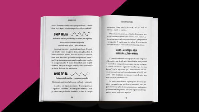Imagem de Livro - Meditar transforma
