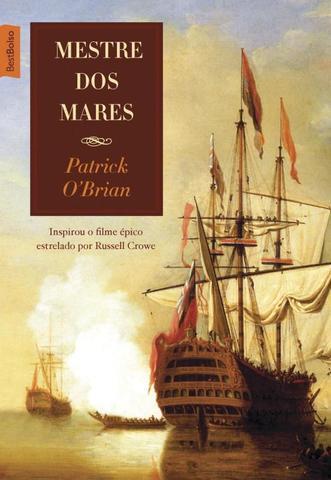 Imagem de Livro - Mestre dos mares (edição de bolso)