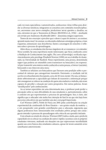 Imagem de Livro - Método Trezentos