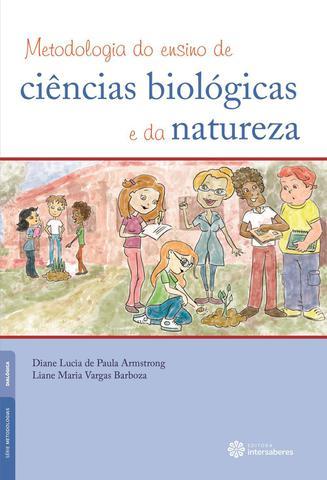 Imagem de Livro - Metodologia do ensino de ciências biológicas e da natureza