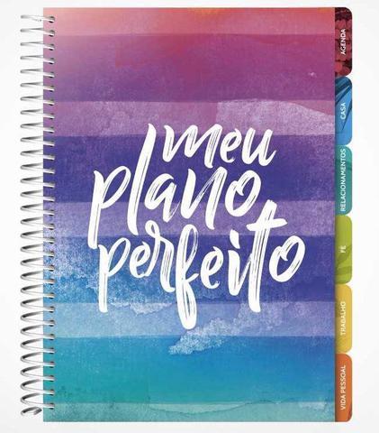 Imagem de Livro - Meu plano perfeito (capa cores)