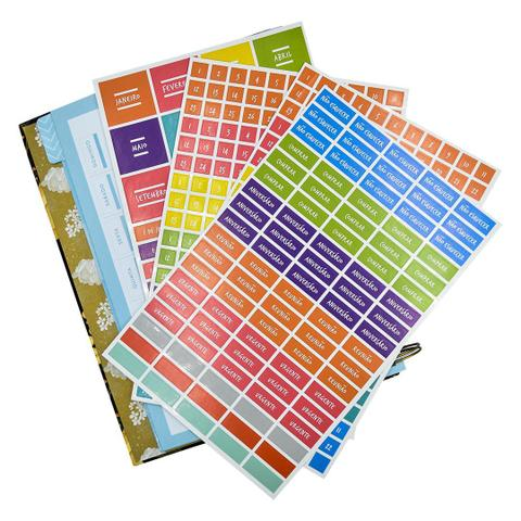 Imagem de Livro - Meu Plano Perfeito, Capa Dura, Espiral Duplo, Verde
