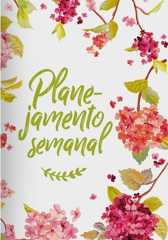 Imagem de Livro - Meu plano perfeito (capa flores) - 3ª edição