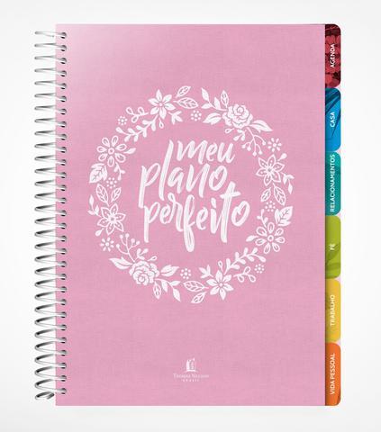Imagem de Livro - Meu plano perfeito (Capa tecido)