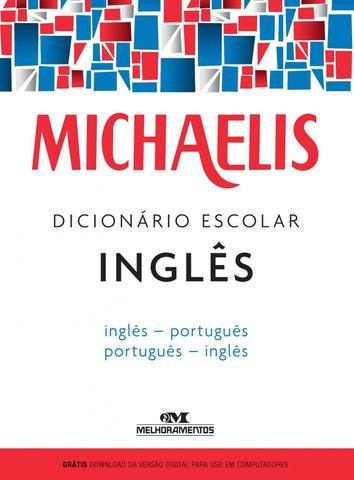 Imagem de Livro - Michaelis dicionário escolar inglês
