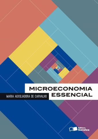 Imagem de Livro - Microeconomia essencial
